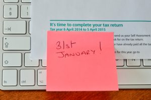 2015 Tax Return Deadline