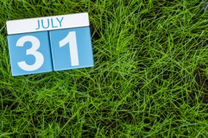 HMRC 31st July Tax Payment