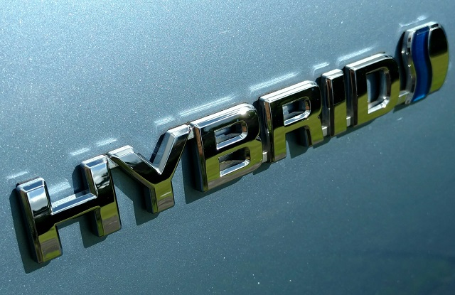 The business benefits of using a hybrid car